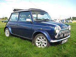 2000 Mini Cooper S Last Edition