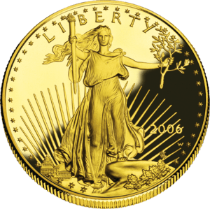 The U.S. Constitution doesn't say money should be gold or silver coin