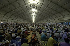 English: Event : Malaysia Jamaat Tablighee Ijt...