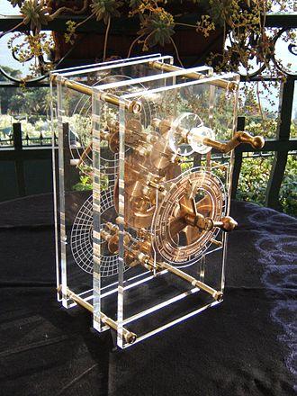 solar gearing model