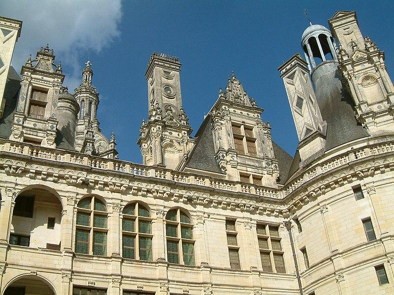 Château de Chambord 13