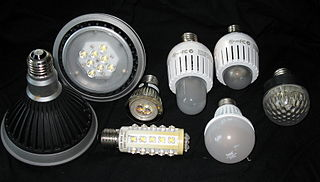 LED lamps from wikipedia