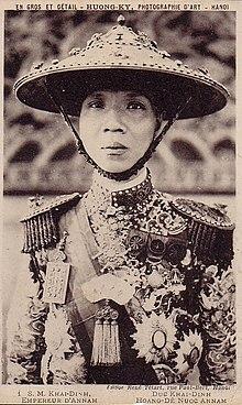 Emperor Khai Dinh