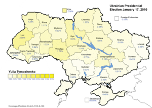 Ukrainian Presidential Election January 17, 20...
