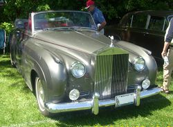 1961 Rolls-Royce Silver Cloud (North America)
