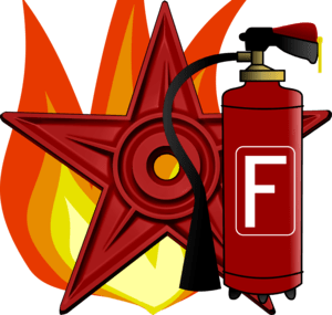 English: The Anti-Flame Barnstar:to be awarded...