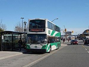 English: GO Transit 8010 at Plat2008-09-13form...