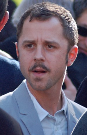 Giovanni Ribisi at a ceremony for James Camero...