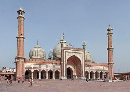 File:Jama Masjid, Delhi.jpg