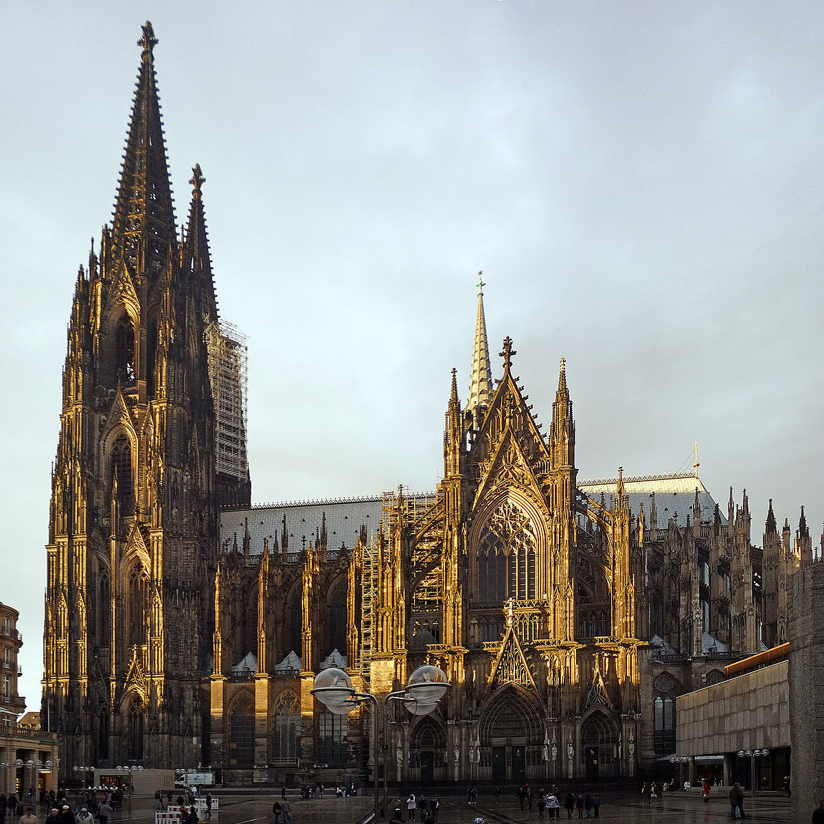 Cologne Travel Guide At Wikivoyage