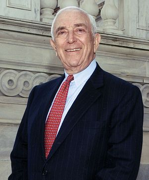 Official photo of senator Frank Lautenberg (D-NJ)