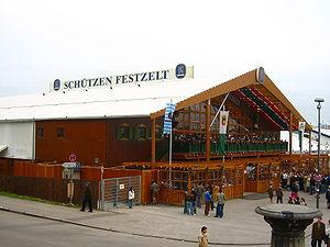 Oktoberfest 2005 - Schützen-Festzelt