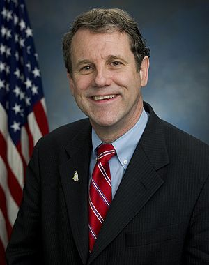 Sherrod Brown, member of the United States Senate.