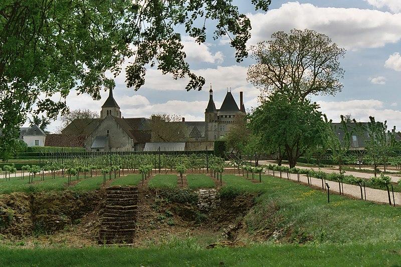 Talcy chateau 02
