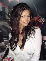 Pornographic actress Tera Patrick