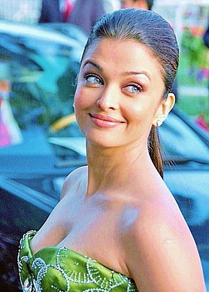 Aishwarya Rai at the Cannes film festival