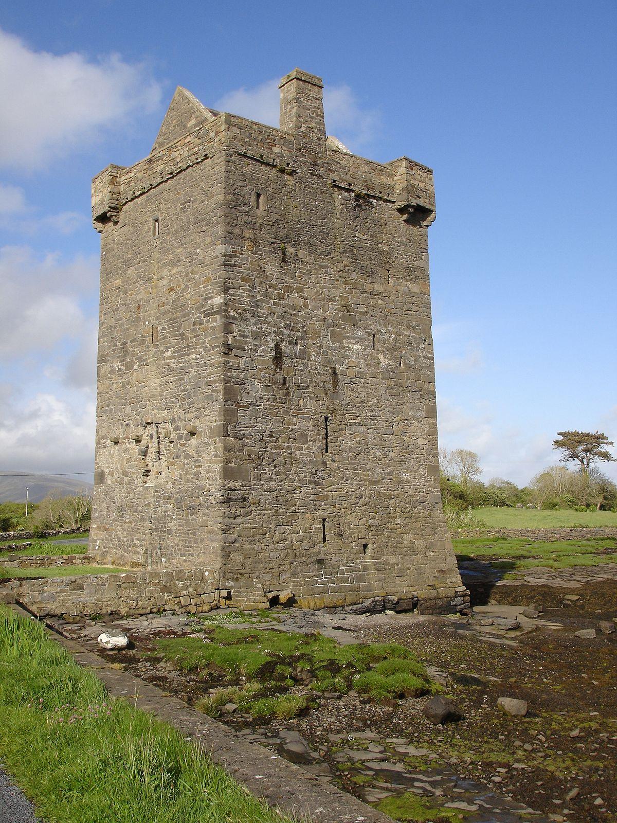 Rockfleet Castle Wikipedia