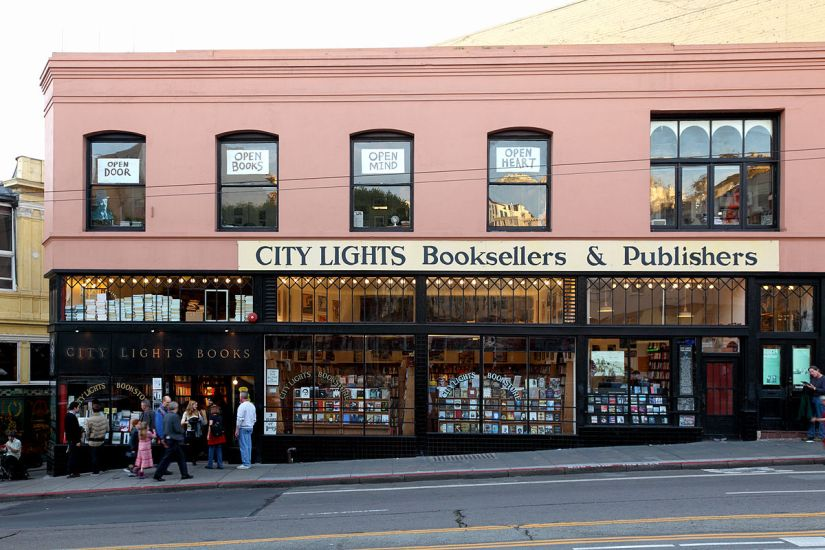 City Lights Bookstore - Wikipedia, la enciclopedia libre