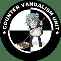 CVU Wikipe-tan badge