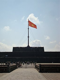Flagtower Citadel of Huế.JPG