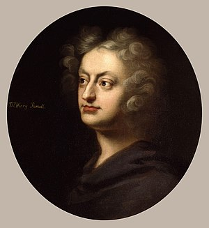 Henry Purcell, by John Closterman (died 1711)....
