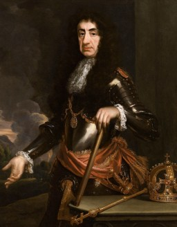 King Charles II of England (1630-1685)