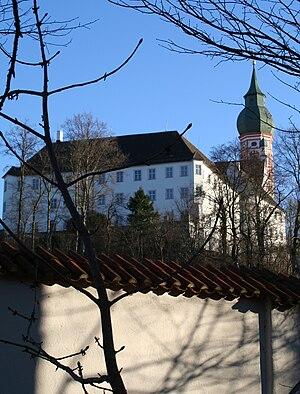 English: Kloster Andechs in Bavaria