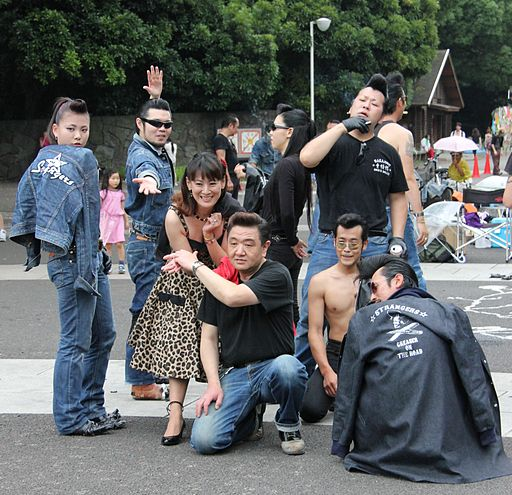 Laika ac Yoyogi Rockers (7520526288)