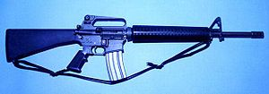 Fusil M16A2