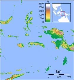 AMQ is located in Indonesia Maluku