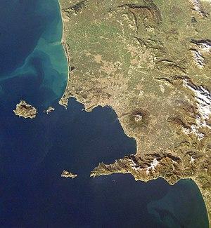 Nápoles y Monte. Vesubio