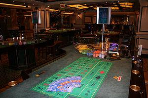MS Queen Victoria Gambling