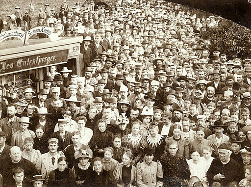 Sebastian Kneipp and his followers