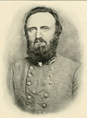 "English: Confederate Lt. Gen. Thomas ""Sto..."