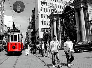 Türkiye İstanbul Nostalji Tramvay
