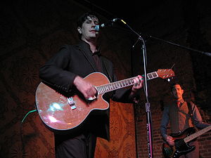 The Mountain Goats at the northstar bar