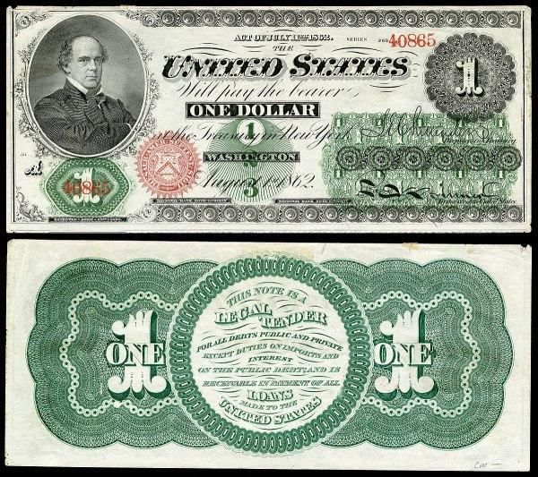 United States one-dollar bill - Wikipedia
