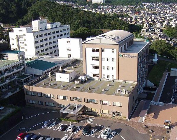 国立病院機構仙台西多賀病院 - Wikipedia