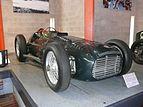 1950 BRM Type 15, National Motor Museum in Beaulieu