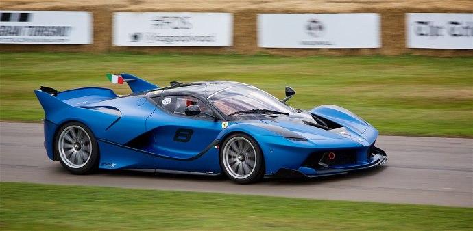 Résultat de l'image pour Ferrari FXX LaFerrari K
