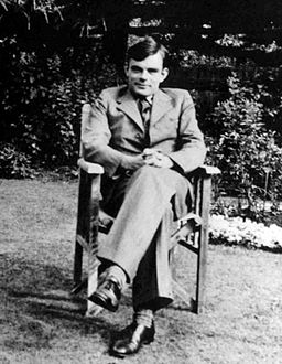 Alan Turing 1930