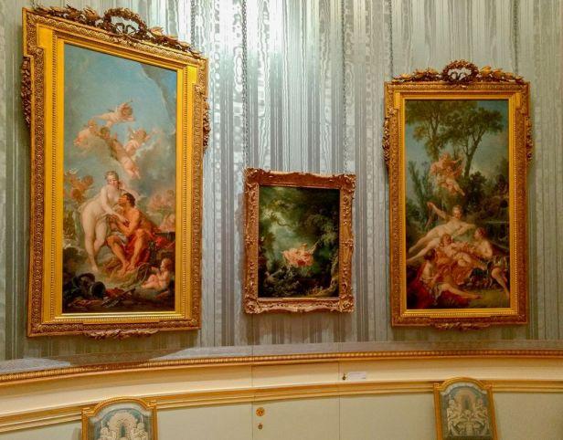 Fragonard, The Swing, Wallace Collection