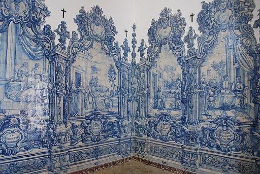 Igreja da Misericórdia de Tavira - Azulejos