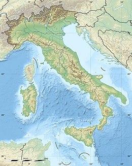 Mappa di localizzazione: Italia