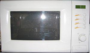 Mikrowelle, microwave