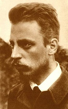 picture of Rainer Maria Rilke