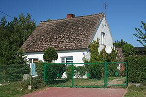 House in Sasino.