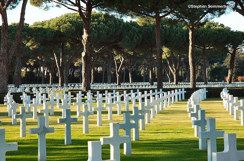 Sicily-Rome American Cemetery and Memorial