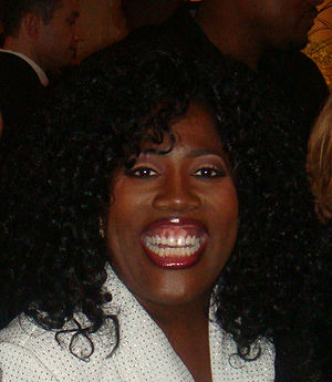 Comedienne Sheryl Underwood