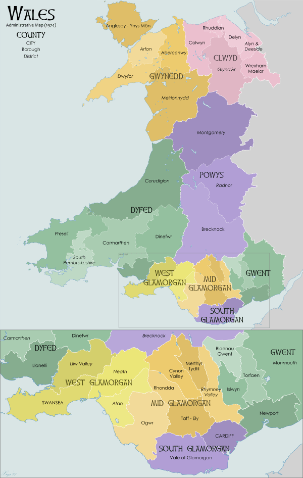 Districts of Wales - Wikipedia